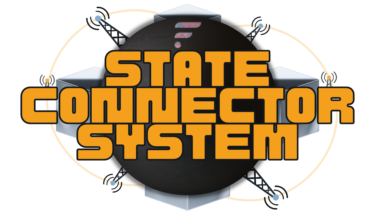 State Connector System Logo